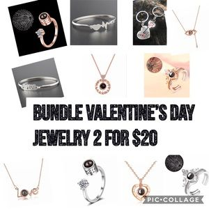 Jewelry - 2 for $20 All Valentine's Day jewelry&accessories